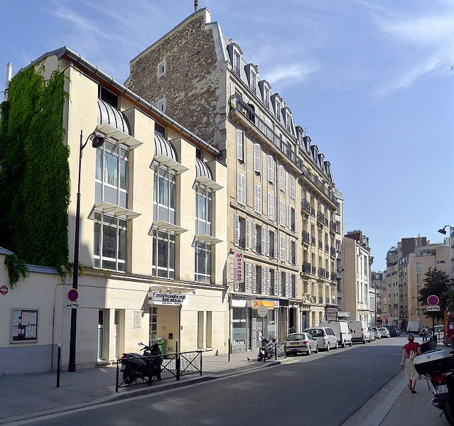 Fichier:P1030343 Paris XV rue Falguière rwk.JPG