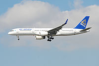 P4-MAS - B752 - Air Astana