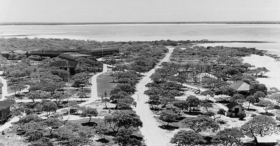 PAA Hotel and facilities at Wake Island