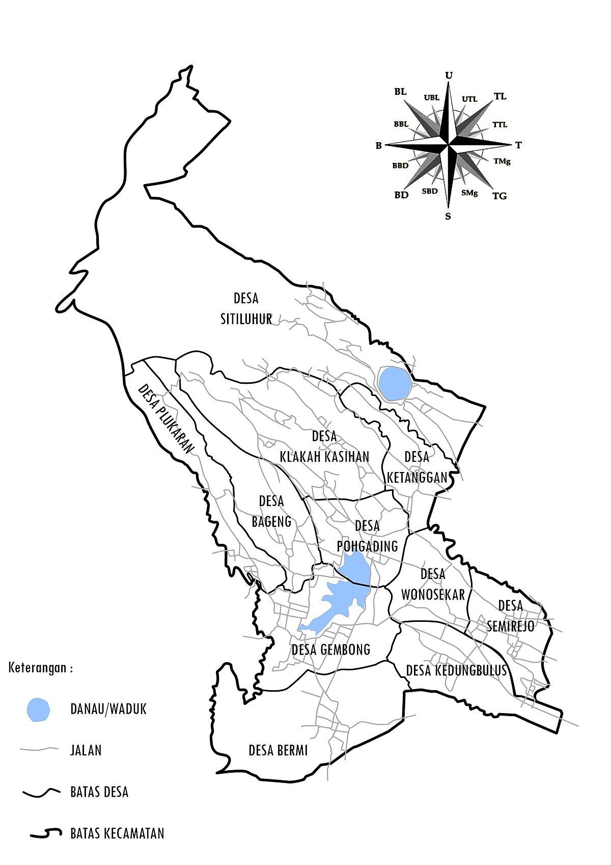 Gembong, Pati - Wikipedia bahasa Indonesia, ensiklopedia bebas