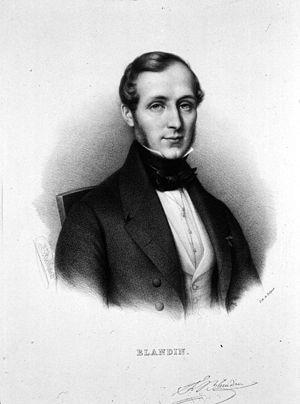 Philippe-Frédéric Blandin - Philippe-Frédéric Blandin