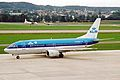 PH-BDP B737-306 KLM ZRH 04SEP02 (8264402300).jpg