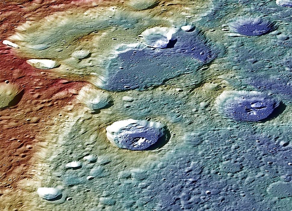 PIA19422-Mercury-CarnegieRupes-MDIS-MLA-20150416