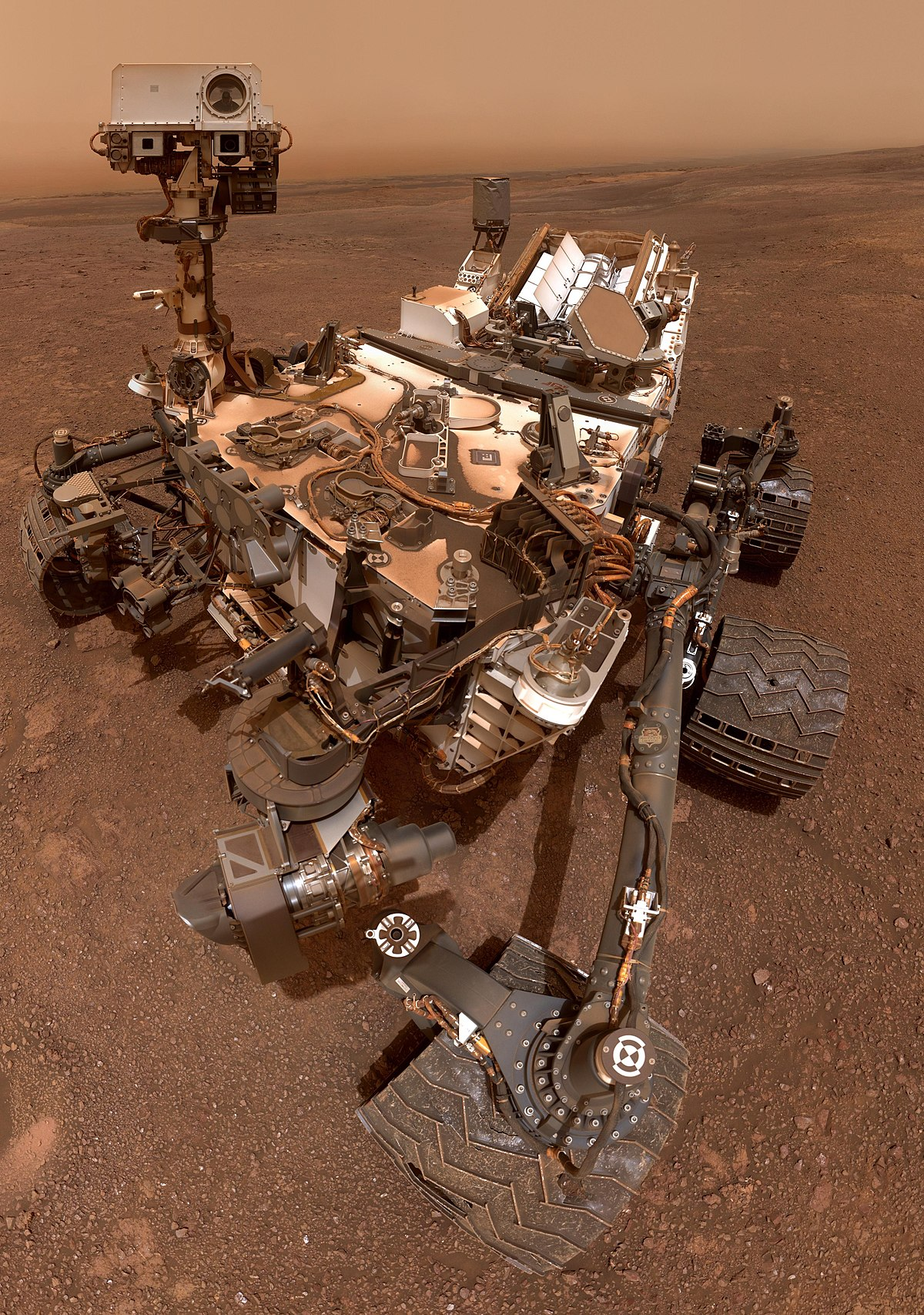 mars rover landing technique - photo #16