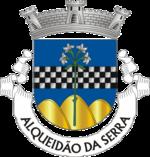 Brasão da freguesia de Alqueidão da Serra