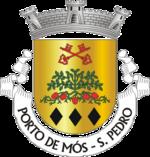 Brasão da freguesia de São Pedro