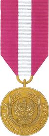 POL Medal Za Dlugoletnia Sluzbe zloty awers.png