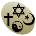 P religion icon brown.png