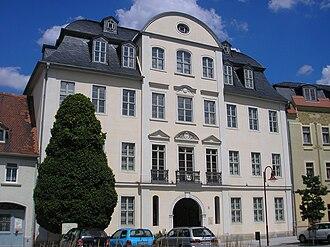 Bad Köstritz - Palace