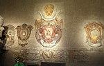 Palazzo di arnolfo, interno, stemma 02 ridolfi e medici.jpg
