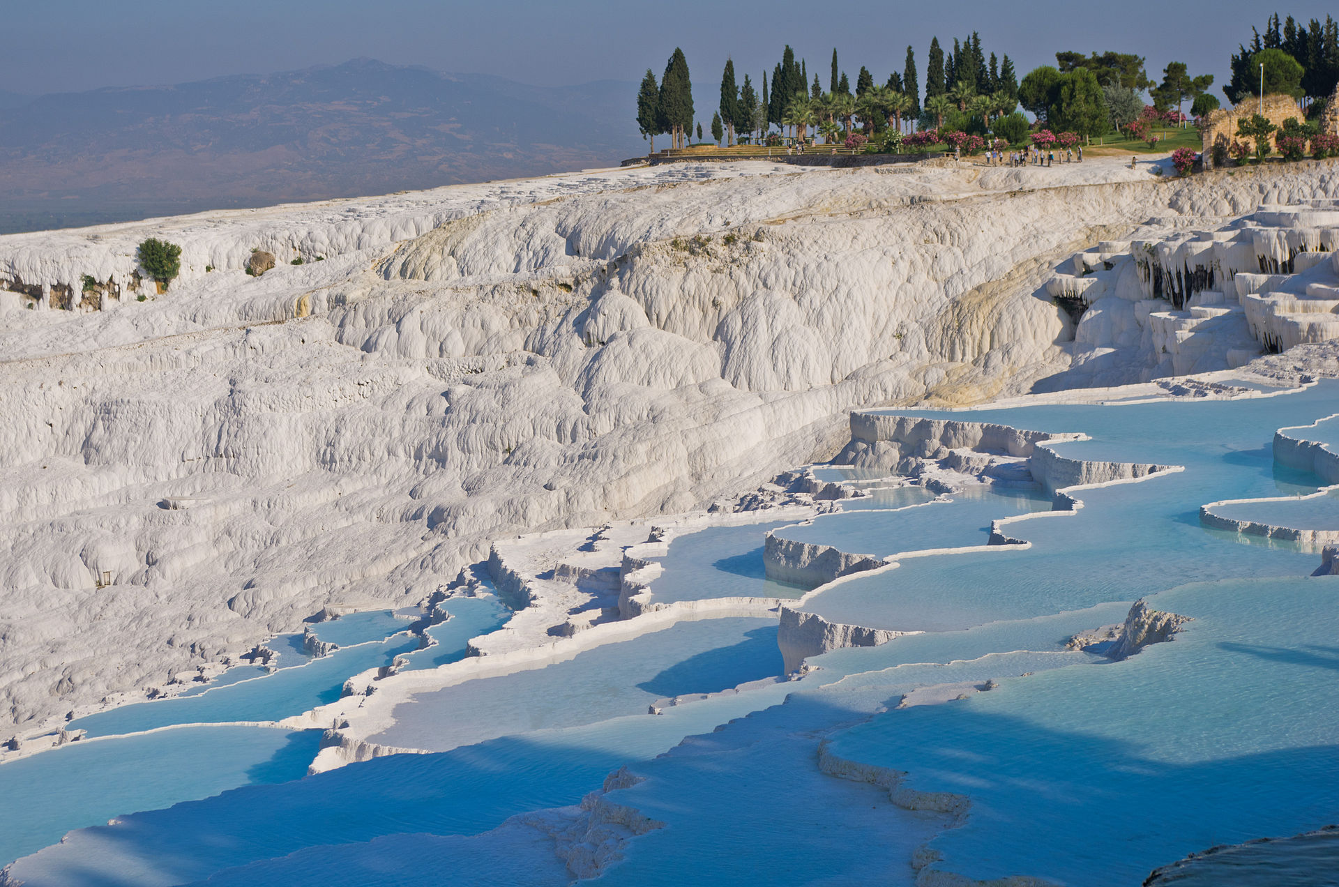 1001 Places I'd Like to Visit Before I Die #8 - Pamukkale 1