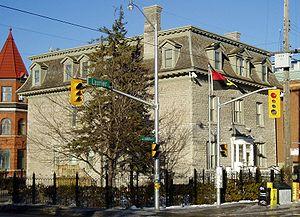 Embassy of Angola, Ottawa - Panet House