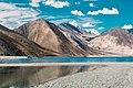 Pangong Tso, Ladakh 2016 June.jpg