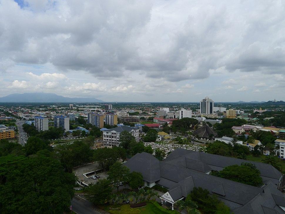 Panorama of Kuching