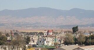 Municipality in Mexico, Mexico
