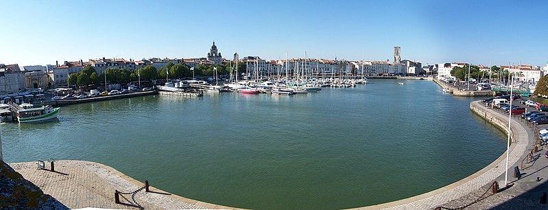 Kamperen aan de franse kust met 30 korting ouderenreiswijzer nieuws idee n en - Restaurant vieux port la rochelle ...