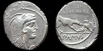 Lanuvium - Image: Papius Celsus