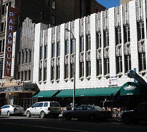 Rapp and Rapp - Paramount Theatre Denver, Colorado