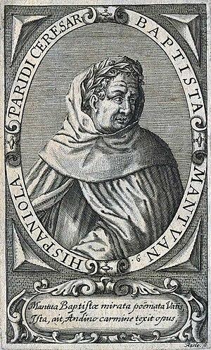 Baptista Mantuanus - Ceresar Baptista Mantovano
