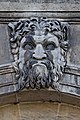 Paris - Les Invalides - Façade nord - Mascarons - 019.jpg