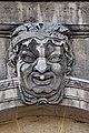 Paris - Les Invalides - Façade nord - Mascarons - 041.jpg