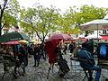 Paris 75018 Place du Tertre umbrellas 2012-11-5235.jpg