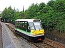 Parry People Mover 139 002 forlasante Stourbridge Town Railway Station - geograph.org.uk - 1376879.jpg