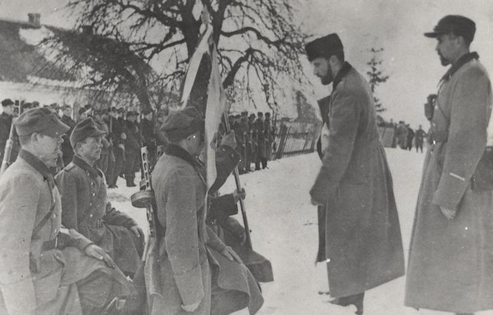 Partisans Oath 27 Dywizja AK 1944