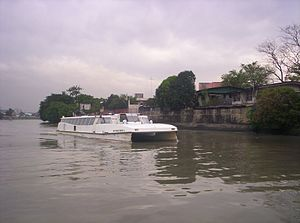 Pasig River Ferry Service - Image: Pasig Ferry