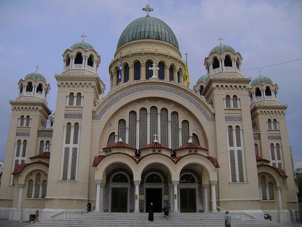 Patras Cathedral 2