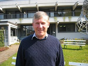 Paul Seymour (mathematician) - Paul Seymour in 2007 (photo from MFO)