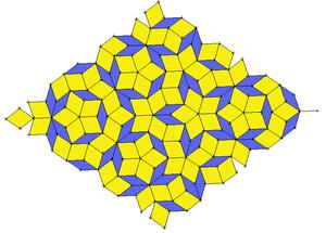 Physique quantique for dummies - Page 10 300px-Pavage_Penrose_losange