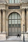 Pavillon Colbert Louvre Paris France.jpg