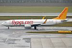 Pegasus Airlines, TC-ANP, Boeing 737-82R (30633312233).jpg
