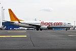 Pegasus Airlines, TC-CPF, Boeing 737-82R (36394569094).jpg