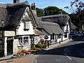 Pencil Cottage and The Old Thatch Tea Room, Shanklin, Isle of Wight - geograph.org.uk - 1714079.jpg