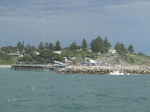 Penneshaw, South Australia - Penneshaw harbour