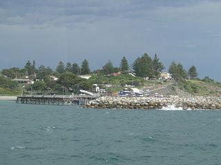 Penneshaw, South Australia Town in South Australia