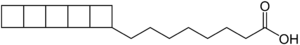 Cyclobutane - Pentacycloanammoxic acid