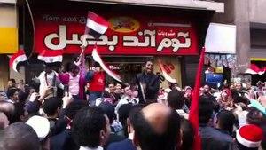 File:People celebrating the fall of Mubarak.ogv