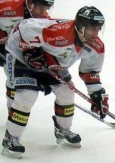 Per Hållberg ice hockey player