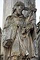 Pereszteg, Védőszentek szobra 2021 12 Nepomuki Szent János.jpg