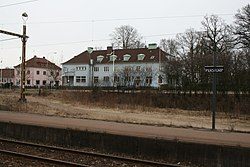 Perstorp train station