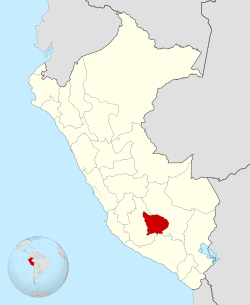 Peru - Apurímac Department (locator map).svg