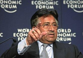 Afghan Civil War (1996–2001) - Former Pakistan President Pervez Musharraf
