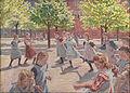 Peter Hansen - Playing Children, Enghave Square - Google Art Project.jpg