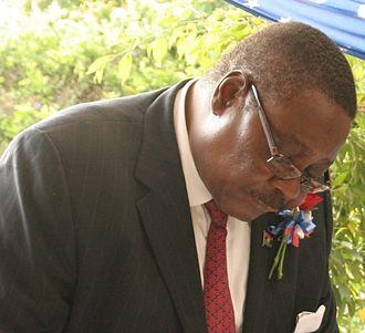 Malawi - Arthur Peter Mutharika, President of Malawi.