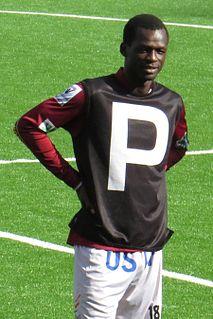Peter Opiyo Kenyan footballer