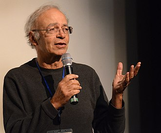 Peter Singer - Singer at an effective altruism conference in Melbourne in 2015.
