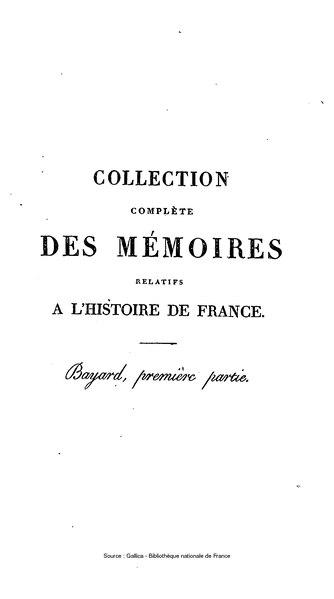 File:Petitot - Collection complète des mémoires relatifs à l'histoire de France, 1re série, tome 15.djvu